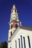 Wierza ortodoksyjny kościół Obrazy Stock