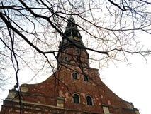 Wierza St Peter ` s kościół Obrazy Stock