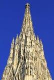 Wierza St.Stephans katedra Zdjęcie Stock