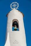 Wierza Stella Maris Sardinia Fotografia Royalty Free