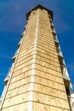 Wierza w Blackforest dzwonił Buchkopfturm zdjęcie stock