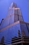 Wierza w Chicago Zdjęcie Stock