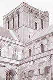 Wierza, Winchester katedra zdjęcia stock