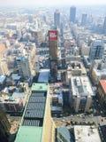 Wierzchołek Afryka widok, Johannesburg, Południowa Afryka Obraz Stock