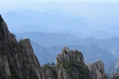Wierzchołek góra Obraz Royalty Free
