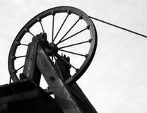 Wierzchołek Mineshaft obrazy stock