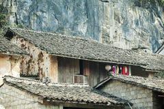 Wierzchołek mniejszość etniczna dom Obraz Stock