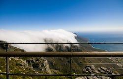 Wierzchołek stołowa góra Zdjęcie Royalty Free