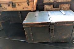 Wierzchołka parostatku bagażnik zdjęcie stock