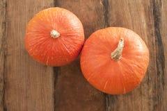 Wierzchołka puszka widok na małych pomarańczowych baniach Obrazy Royalty Free