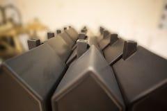 Wierzchołek dach Zdjęcie Stock