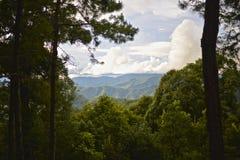 Wierzchołek góra Obrazy Stock