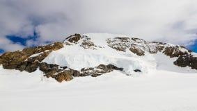 Wierzchołek halny Moensch, Szwajcaria Obraz Royalty Free