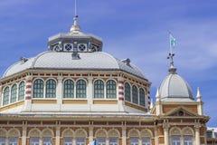 Wierzchołek Kurhaus Scheveningen Obraz Royalty Free