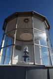 Wierzchołek latarnia morska Obrazy Stock