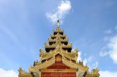 Wierzchołek pagoda Zdjęcia Stock