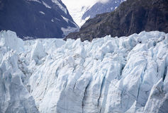 Wierzchołek lodowiec Obrazy Stock