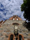 Wierzy w niebie, kościół Zdjęcia Stock