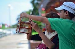 wierzy w Thailand Obraz Royalty Free