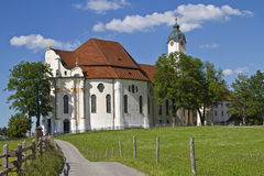 Wies church Royalty Free Stock Photography