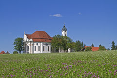 Wies church Stock Photos
