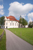 Wies Church in Bavaria Royalty Free Stock Photography