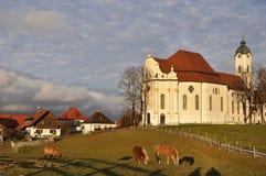 Wies Church Stock Photo