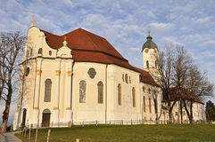 Wies Church Stock Images