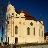 Wies Pilgrimage Church Stock Image