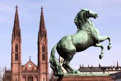 Wiesbaden Images libres de droits