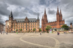 Wiesbaden, Germany Stock Photo