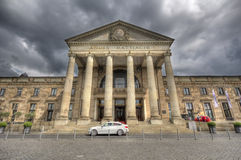 Wiesbaden Kurhaus Stock Photos