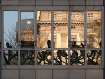 Wiesbaden Reflections Royalty Free Stock Image