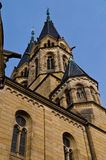 Wiesbaden Ringkirche Stock Photography