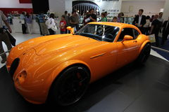 Wiesmann GT MF4-S sur 64rd IAA Photo libre de droits