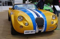 Wiesmann MF3 Roadster Stock Image