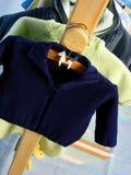 wieszak ubrania Obrazy Stock