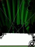 świetlicowa dyskoteka Obrazy Stock