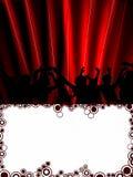 świetlicowa dyskoteka Zdjęcie Royalty Free