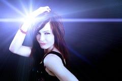 świetlicowa kobieta Obraz Stock