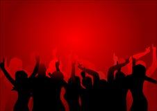 świetlicowi tancerek fotografia stock