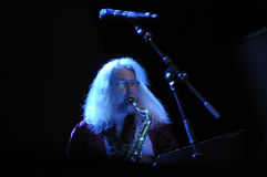 świetlicowy jazz Fotografia Stock
