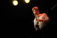 świetlicowy jazz Zdjęcie Royalty Free