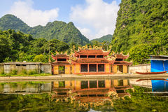 Wietnam świątynia Obrazy Stock