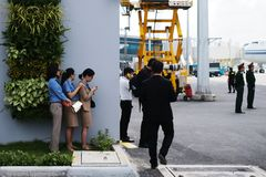 2017 Wietnam APEC szczyt Obraz Stock