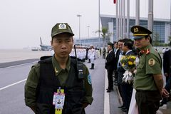 2017 Wietnam APEC szczyt Zdjęcia Stock