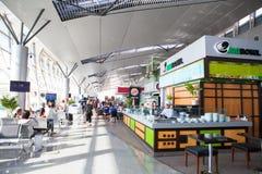 Wietnam Danang lotnisko międzynarodowe Obraz Stock