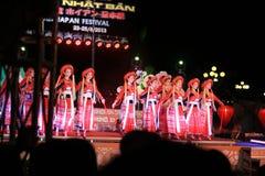Wietnam kultury festiwal zdjęcia stock