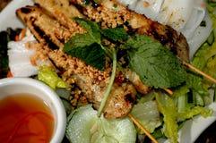 wietnamczycy żywności obraz royalty free