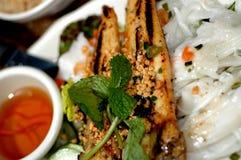 wietnamczycy żywności fotografia royalty free